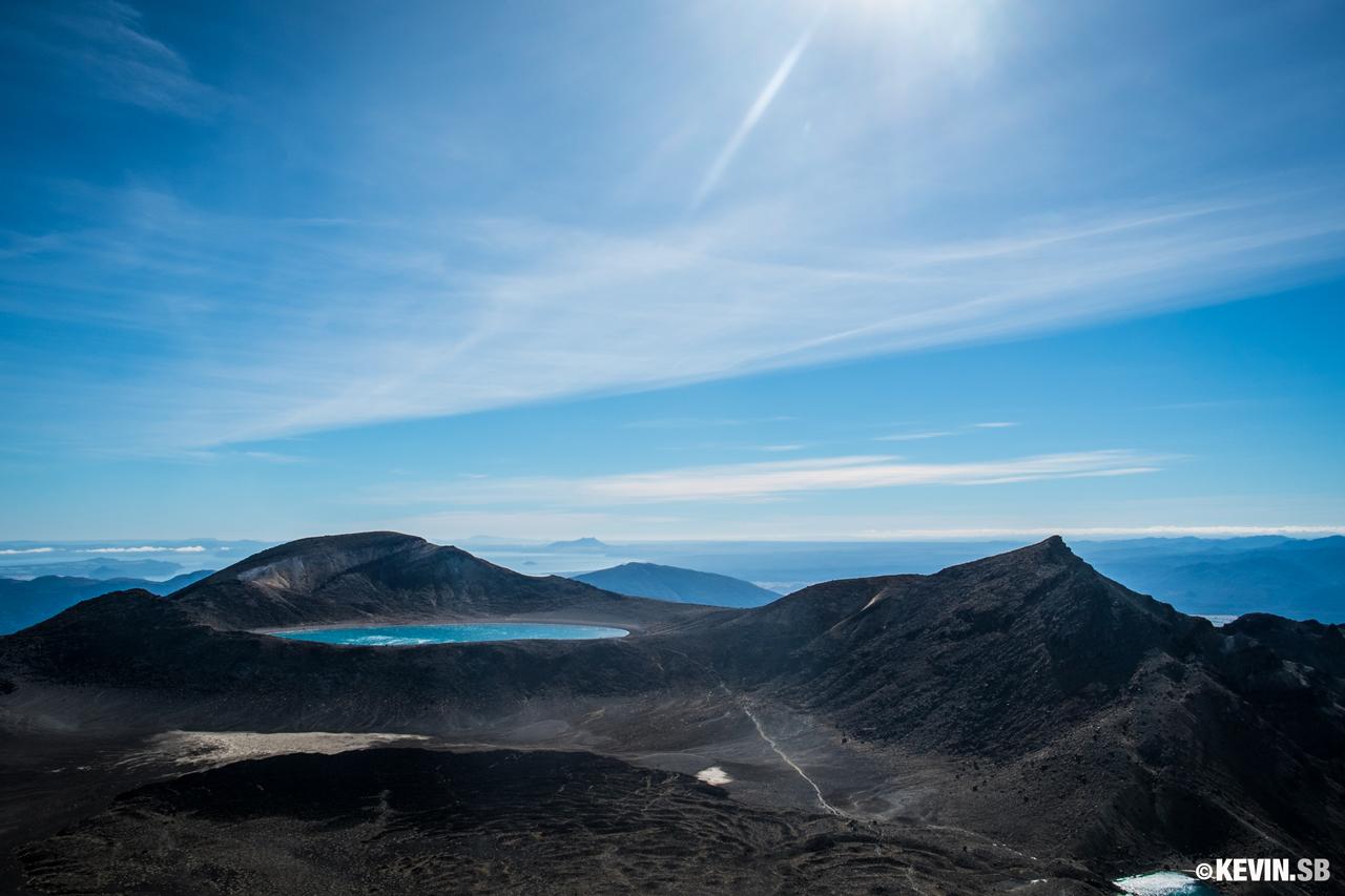 L'Alpine Tongariro Crossing, Nouvelle-Zélande