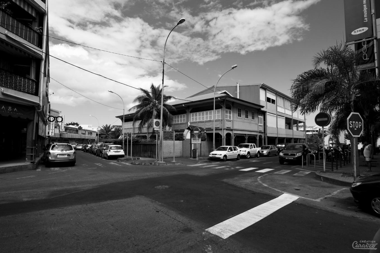Rue de Papeete, Tahiti