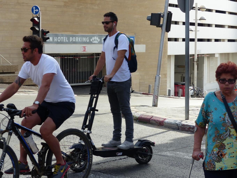 La patinette électrique : mode de déplacement