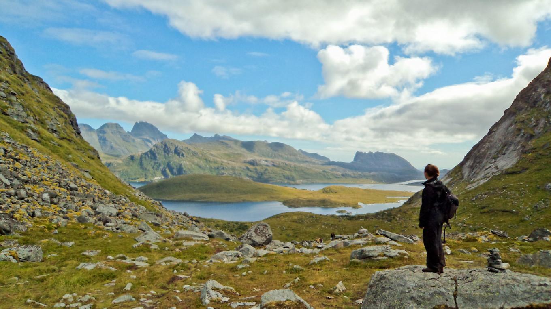 Tomber amoureux des paysages entre terre et eaux des Lofoten, Norvège