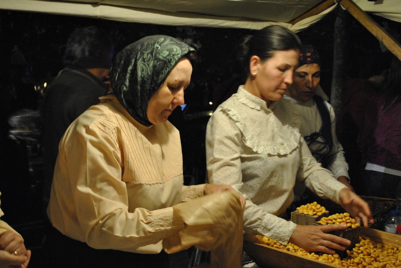 Fête traditionnelle à Viseu - Portugal