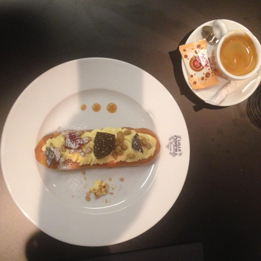 Lille Opéra Brasserie - Dessert