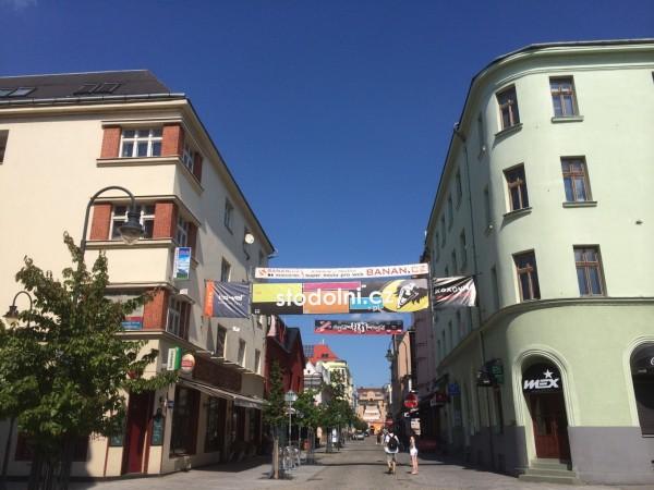 Stodolni Street, Ostrava, République Tchèque