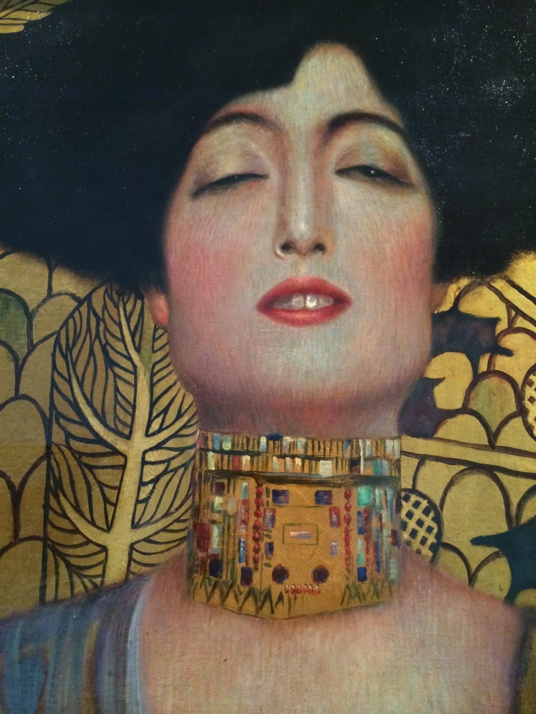 Judith de Klimt, exposée à Ostrava, République Tchèque