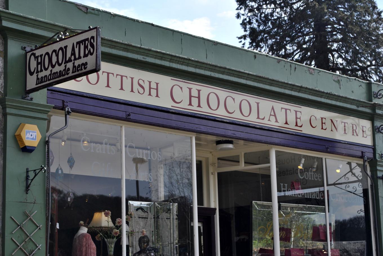Scottich Chocolate - Aberfeldy Ecosse