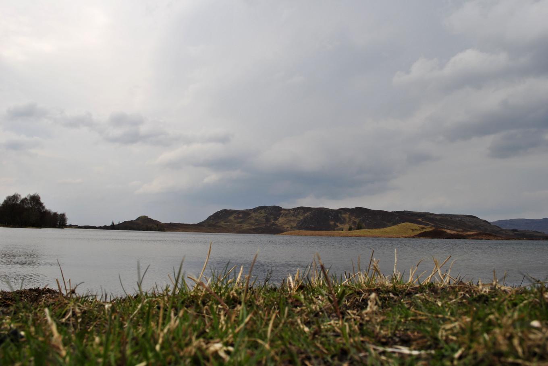 Loch des Highlands Ecosse