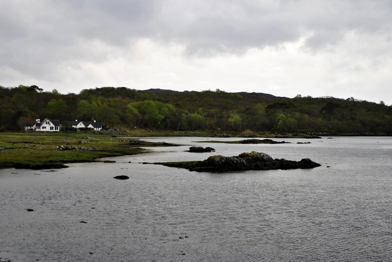 Loch - Highlands Ecosse