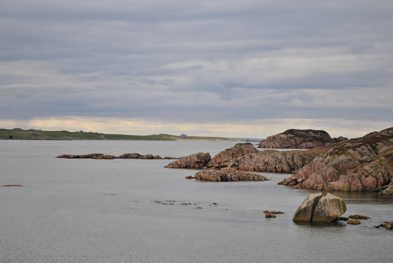 FionnPort - Ile de Mull Ecosse