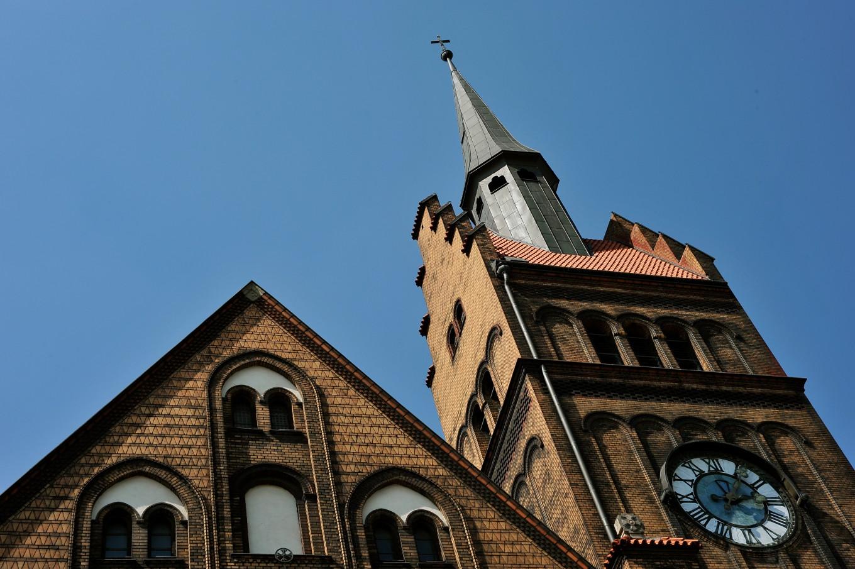 Cathédrale Božského Spasitele, Ostrava, République Tchèque
