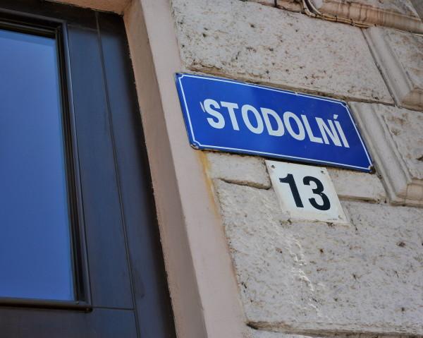Stodolni Street, République Tchèque