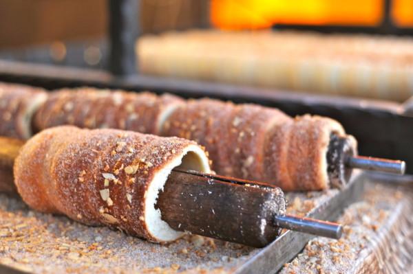 Gâteaux au feu de bois, République Tchèque