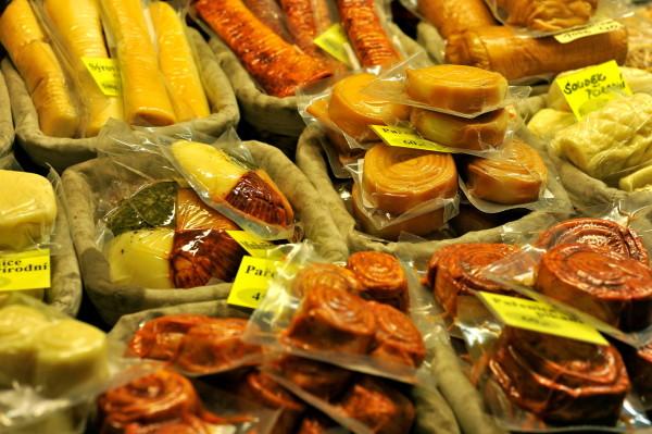 Fromages tchèques, République Tchèque