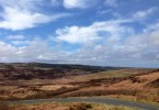 Sur la route des Highlands - Ecosse