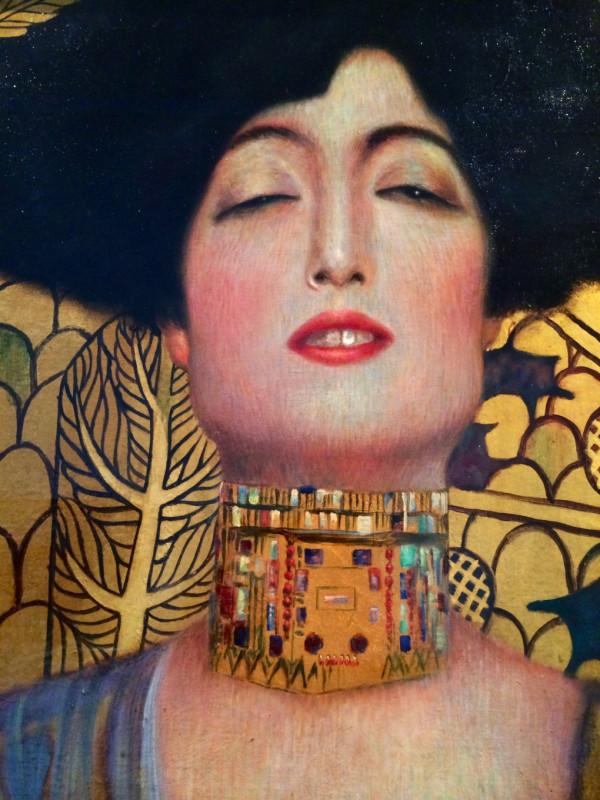 Judith de Klimt, République Tchèque