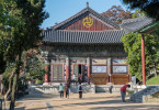 Bongeunsa Temple, Séoul, Corée du Sud