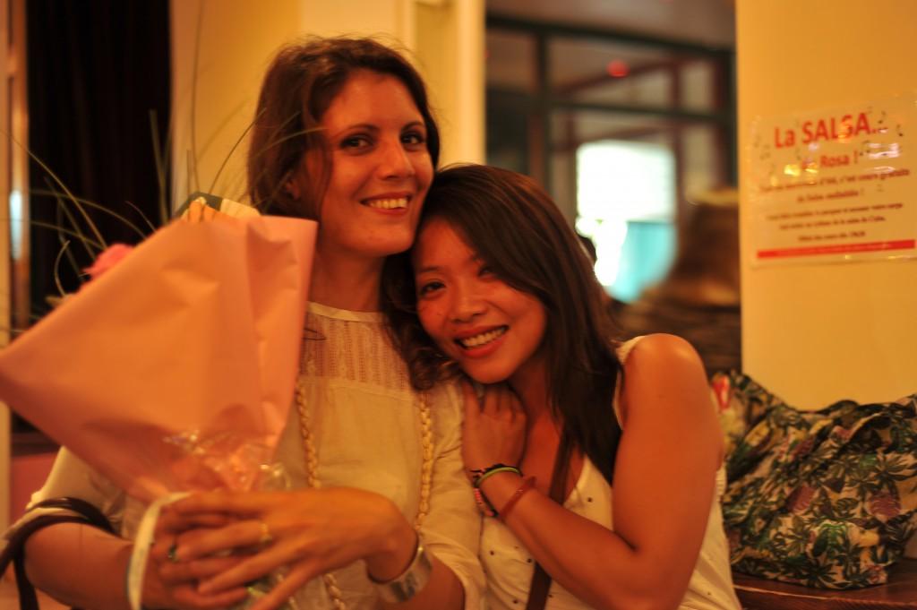 Après trois ans d'absence, certaines amitiés se renforcent, Paris