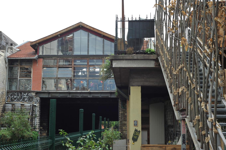 La Recyclerie, Paris, France