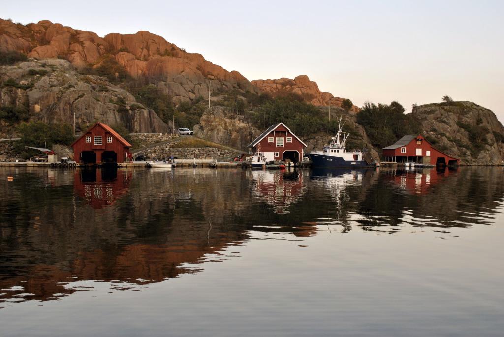 Village de pêcheurs - Sogndalstrand Norvège