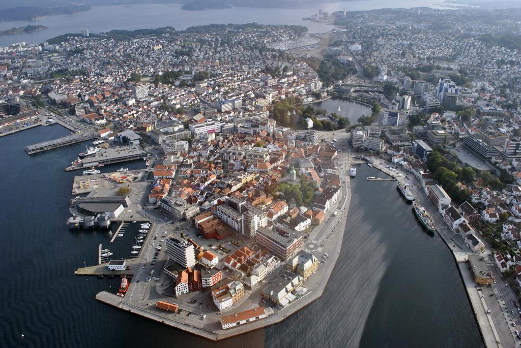 Stavanger - Norvège