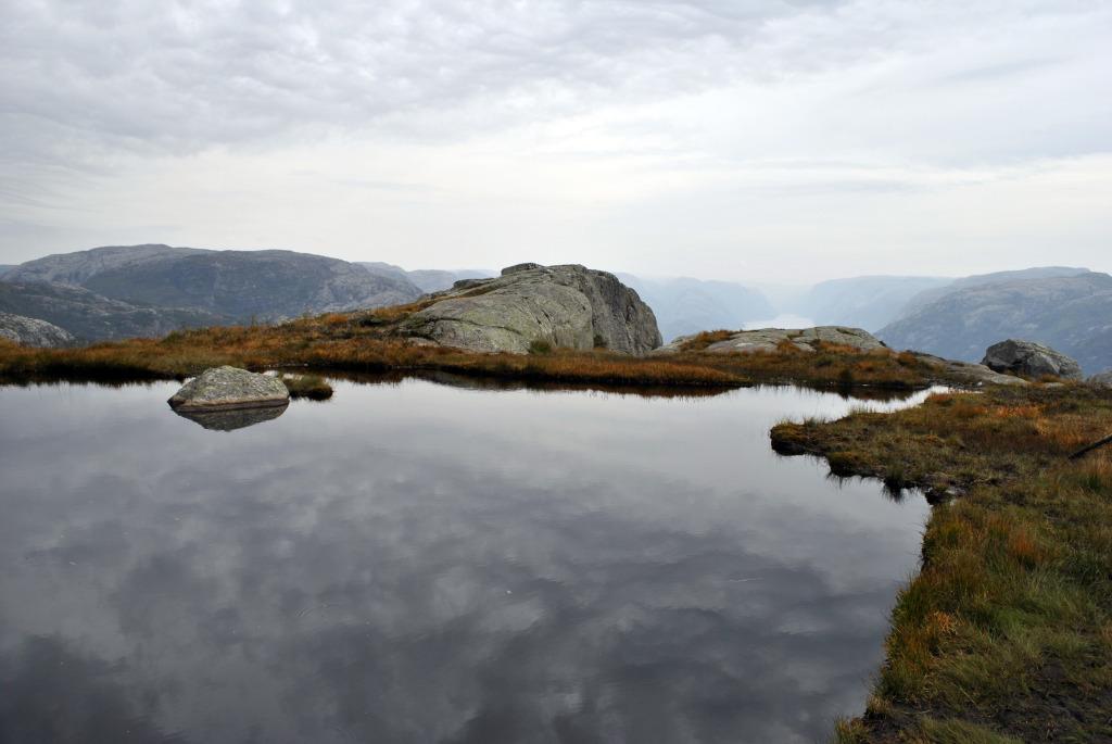 Vallée du Ryfylke - Norvège