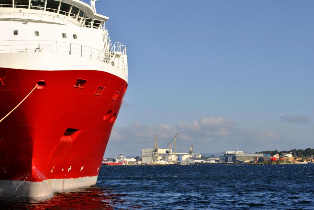 Port de Stavanger - Norvège