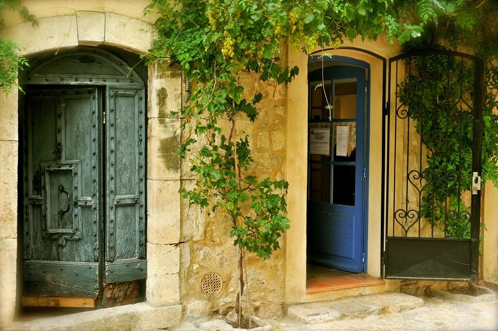 Portes de Seillans, Pays d'Esterel, France