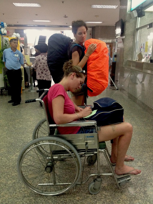 Dengue...de la Thaïlande