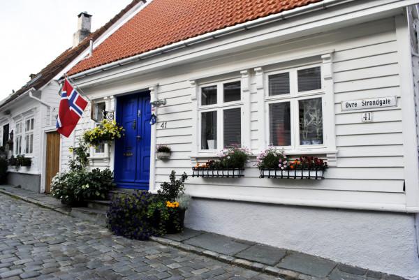 Stavanger Old City