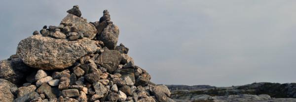 Pulpit rock, on arrive - Preikestolen