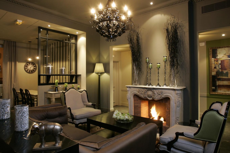 Un h tel vous faire aimer le luxe les baroudeurs for Un salon de luxe