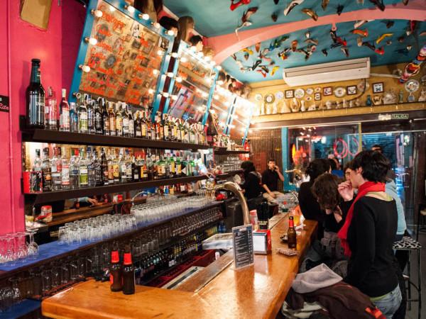 Un bar à la Almodovar, la Sor Rita de Barcelone