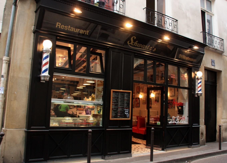 Schwartz's, Paris, France