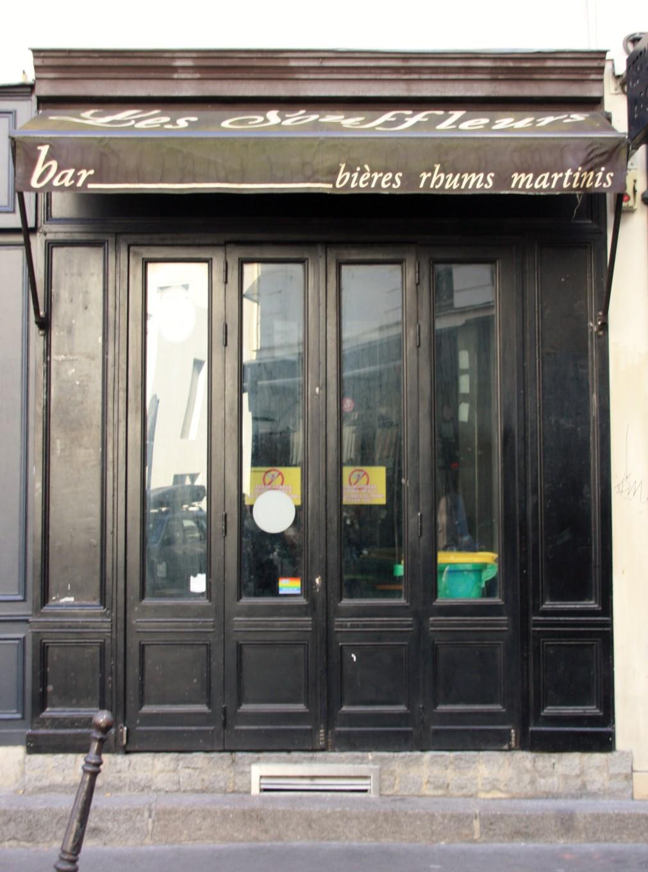 Les souffleurs, Paris, France