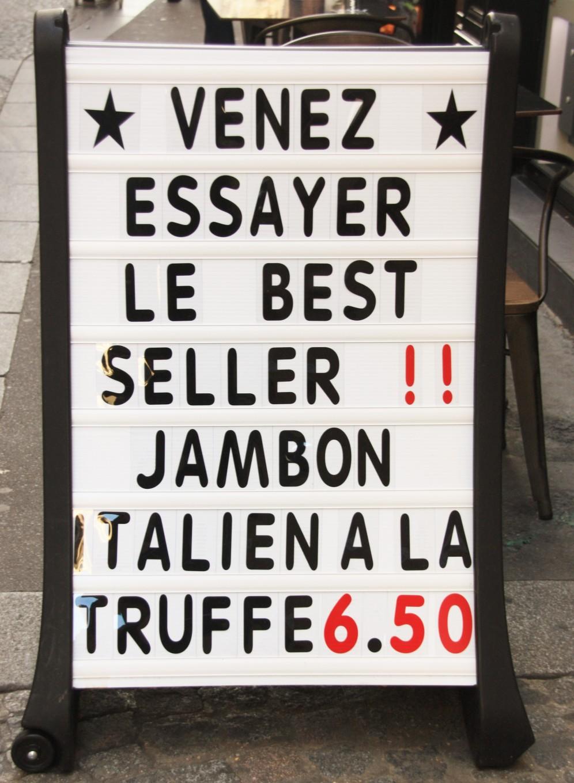 Bagel Baget Cafe, Paris, France