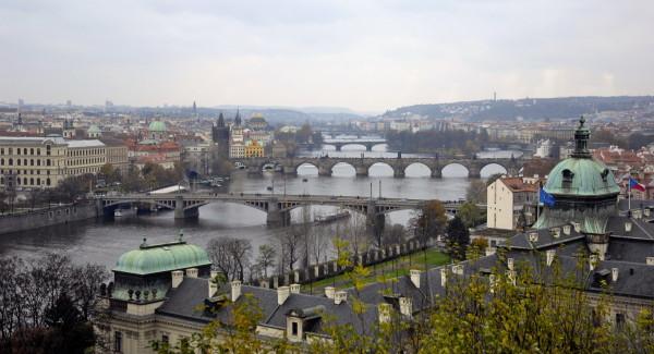 Prague en 10 photos