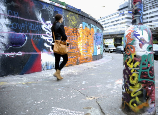 Gagnez une initiation au graffiti