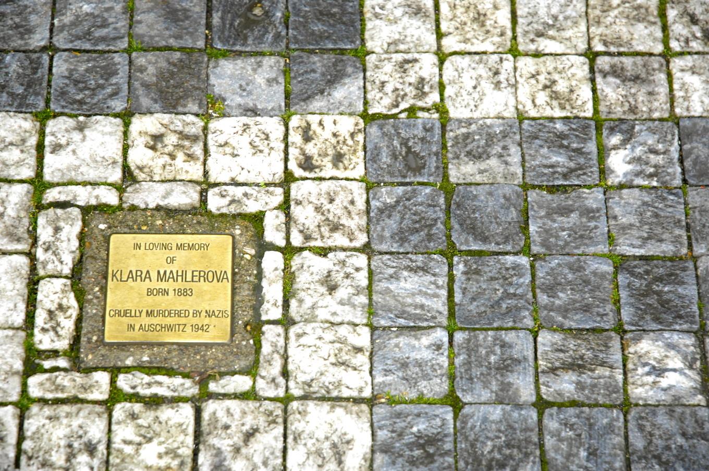 In loving memory of, Prague, République Tchèque