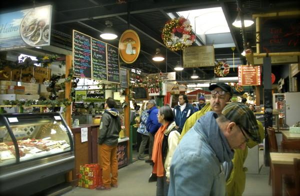 Marché Jean Talon, Montréal, Canada