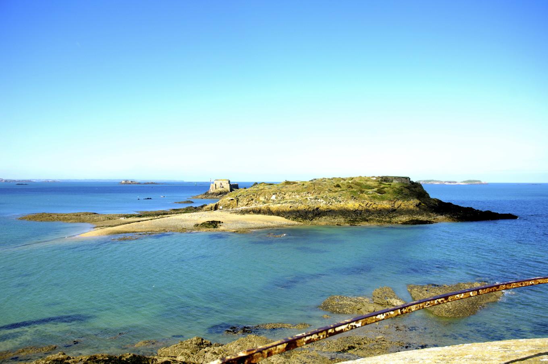 L'île du grand Bé, Saint-Malo