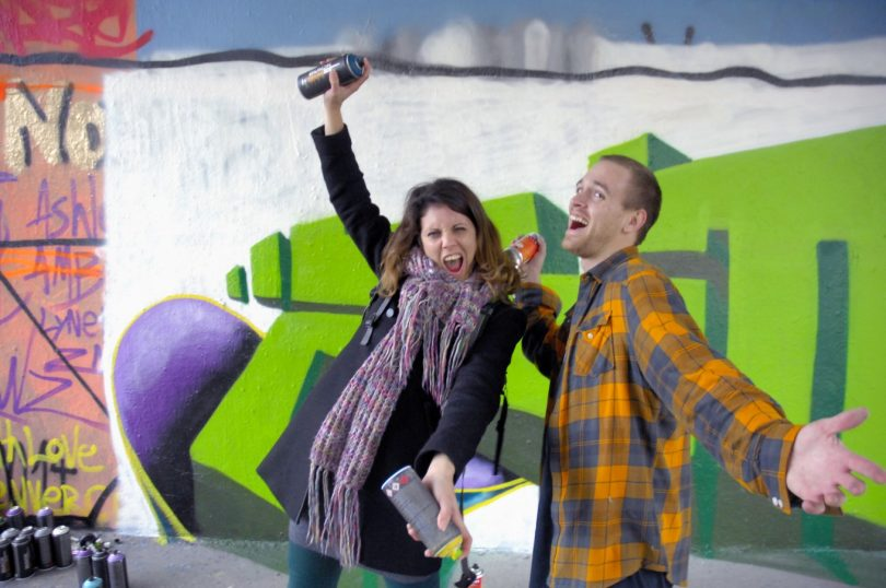 Rencontre avec les street artists de Prague, République Tchèque