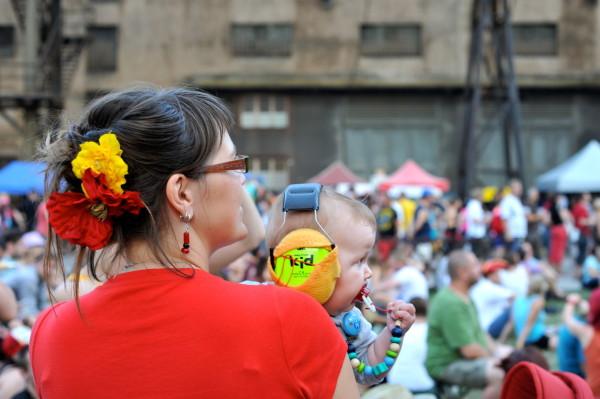 Colors of Ostrav, un festival child friendly, République Tchèque