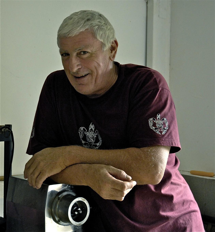 Rencontre avec Jean-Louis Espanet, Bourail, Nouvelle-Calédonie