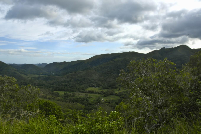 Vallée d'Ataï, Sarraméa, Nouvelle-Calédonie