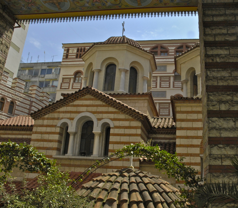 Eglise orthodoxe, Thessalonique, Grèce