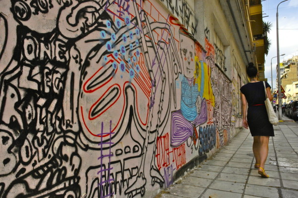 street art thessalonique