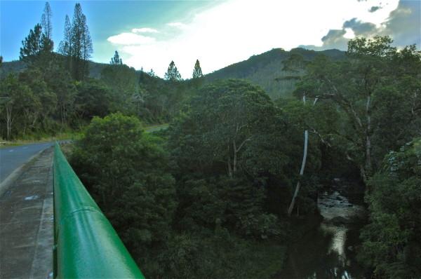 Pont de Bopope, Nouvelle-Calédonie