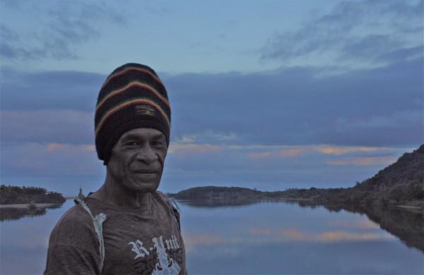 Récit d'un voyage en Nouvelle-Calédonie : Rencontre en tribu kanak, Poindimié