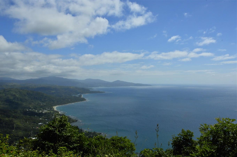 Au sommet du Koyaboa, Poindimié, Nouvelle-Calédonie