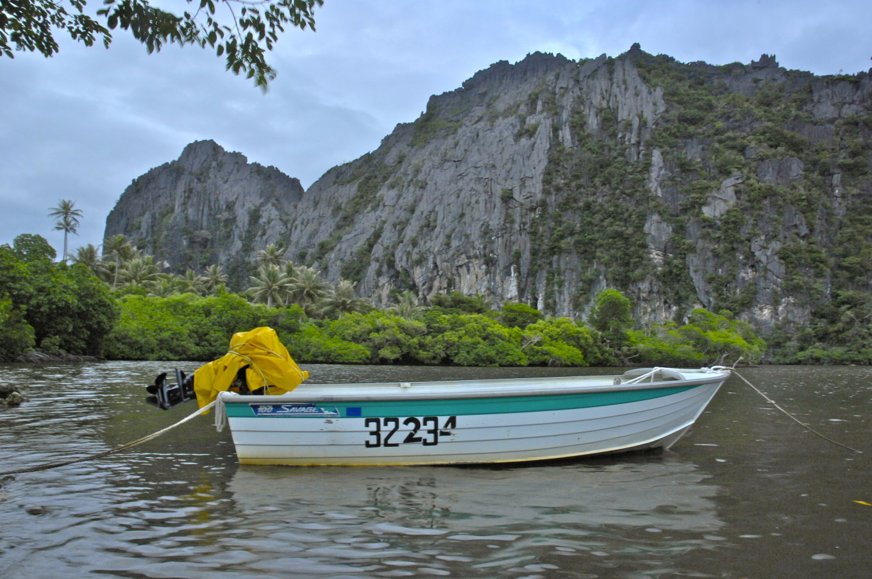 La Barque, Lindéralique, Nouvelle-Calédonie