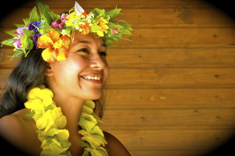 Yoni, la tahitienne, Nouméa, Nouvelle Calédonie